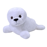 Stuffed Harp Seal Pup Mini EcoKins by Wild Republic
