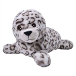 Stuffed Harbor Seal Pup Mini EcoKins by Wild Republic