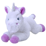 Stuffed Baby Unicorn Mini EcoKins by Wild Republic
