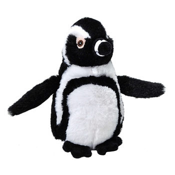 Stuffed Black-footed Penguin EcoKins by Wild Republic
