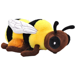 Stuffed Bee EcoKins by Wild Republic