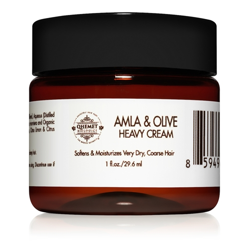 Image result for QHEMET BIOLOGICS Amla & Olive Heavy Cream
