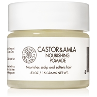 Castor & Amla Nourishing Pomade (1 oz) - Ayurvedic Oils for African Hair | Qhemet Biologics