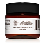 Cocoa Tree Detangling Ghee for High-Porosity Hair – Trial Size | Qhemet Biologics
