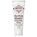 Natural Olive & Honey Hair Moisturizer for Dry Hair – Sample Size | Qhemet Biologics