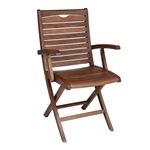 Jensen Topaz Folding Chair