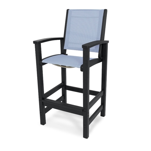 Phenomenal Polywood Coastal Bar Chair Dailytribune Chair Design For Home Dailytribuneorg