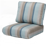 Berlin Gardens Classic Terrace Seat And Back Cushion(2 Pc. Set)