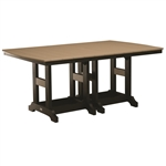"Berlin Gardens 72"" Garden Classic Bar Table"