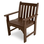 Polywood Vineyard Garden Arm Chair