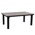 "Berlin Garden Homestead 44"" X 72""  Dining Table"