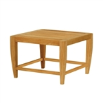 "Kingsley Bate Amalfi 21.5"" Sq. Side Table"