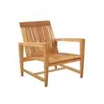 Kingsley Bate Amalfi Club Chair