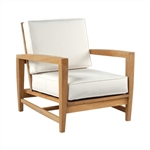 Kingsley Bate Amalfi Deep Seating Lounge Chair