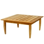 "Kingsley Bate Amalfi 40"" Sq. Coffee Table"