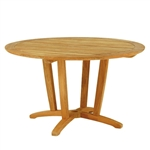 "Kingsley Bate Amalfi 50"" Rd. Dining Table"