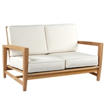Kingsley Bate Amalfi Deep Seating Settee