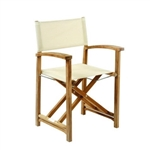 Kingsley Bate Capri Director's Chair (Folding)