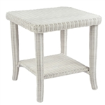 "Kingsley Bate Cape Cod 23"" Sq. Side Table"