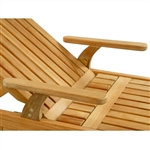 Kingsley Bate Classic Arms for Classic Chaise (1 Pair)