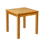 "Kingsley Bate Classic 20"" Sq. (20"" H) Side Table"