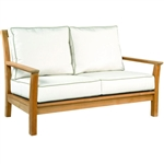 Kingsley Bate Chelsea Deep Seating Settee