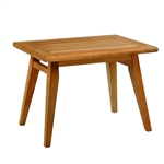 "Kingsley Bate Ipanema 25"" x 19"" Rect. Side Table"