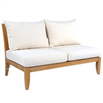 Kingsley Bate Ipanema Sectional - Armless Settee
