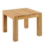 "Kingsley Bate Mendocino 22.5"" Sq. Side Table"
