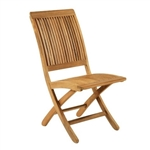 Kingsley Bate Monterey Dining Side Chair (Folding)