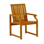 Kingsley Bate Nantucket Dining Armchair