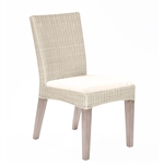 Kingsley Bate Paris Dining Side Chair with Cushion