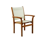 Kingsley Bate St. Tropez Dining Armchair (Stacking)