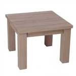 "Kingsley Bate Tuscany 24"" Sq Side Table"
