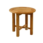 "Kingsley Bate Essex 20"" Rd. Side Table"
