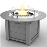 Sister Bay Round Fire Pit Table