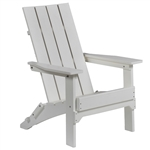 Berlin Gardens Mayhew Folding Adirondack Chair