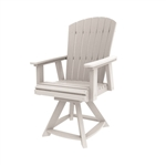 Malibu Hyannis Dining Swivel Rocker