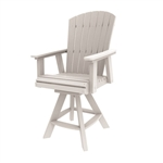 Malibu Hyannis Swivel Counter Chair