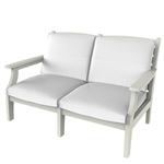 Malibu Maywood Love Seat