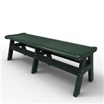 "Sister Bay Newport 60"" Bench"