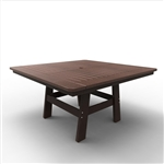 "Sister Bay Newport 55"" Square Dining Table"