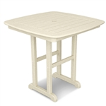 "Polywood Nautical 31"" Dining Table"
