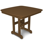 "Polywood Nautical 37"" Dining Table"