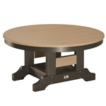 "Berlin Gardens 38"" Round Chat Table"