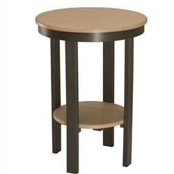 Berlin Gardens Round Bar Height End Table