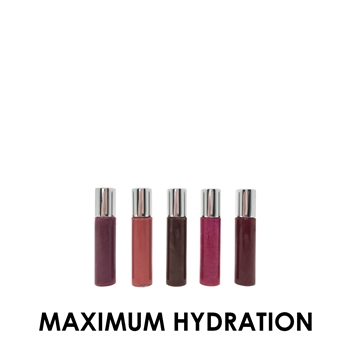 Multitasking Matte Moisturizing Liquid Lip Color 5 PACK