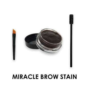 Waterproof Miracle Brow® Wax-Free Eyebrow Stain