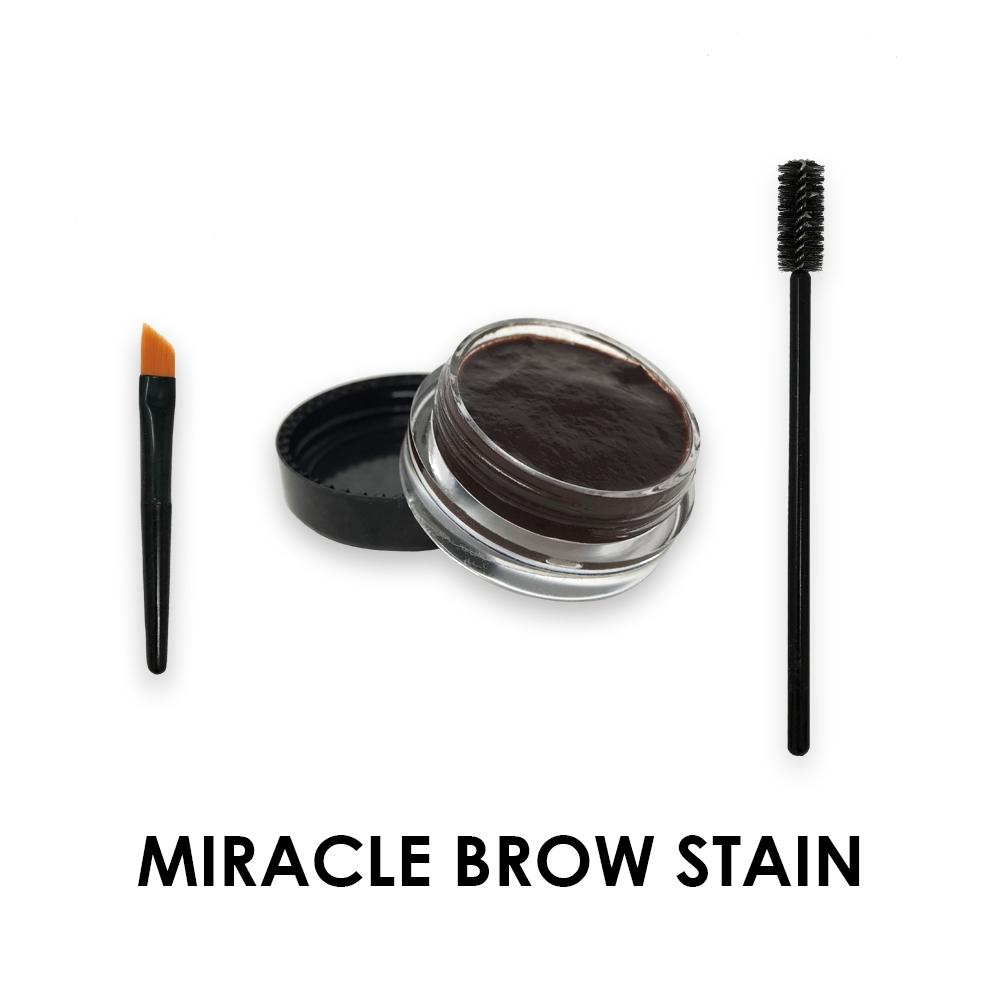 Waterproof Miracle Brow Wax Free Eyebrow Stain