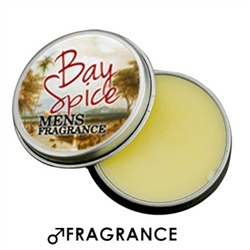 Mens Travel Size Fragrance - Bay Spice